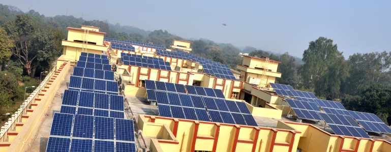 Sunpower and Consultants Pvt  Ltd  provide complete solar solutions